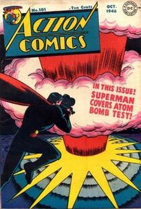 Action Comics Issue 101