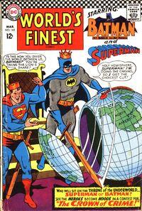 World's Finest Comics 165