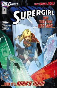 Supergirl 2011 04