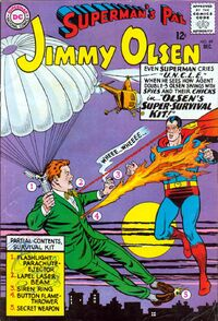 Supermans Pal Jimmy Olsen 089