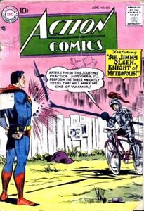 Action Comics Issue 231