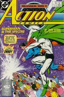 Action Comics Issue 596