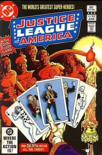 Justice League of America Vol 1 203
