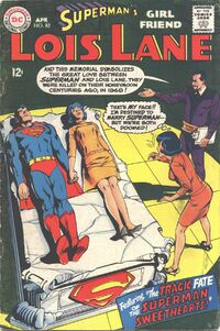 Supermans Girlfriend Lois Lane 082