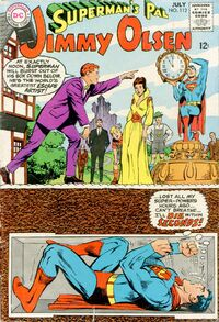 Supermans Pal Jimmy Olsen 112