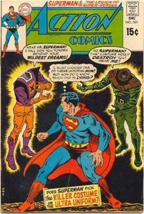 Action Comics Issue 383