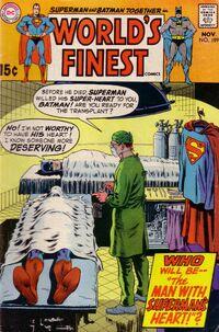 World's Finest Comics 189