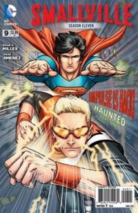 Smallville S11 I09 - Cover A