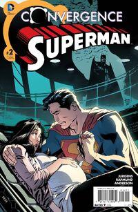 Convergence Superman Vol 1 2