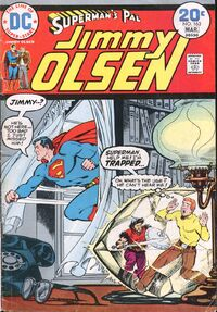 Supermans Pal Jimmy Olsen 160