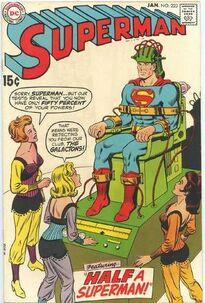 Superman Vol 1 223