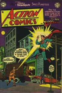 Action Comics Issue 181