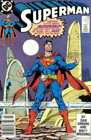 Superman v.2 29