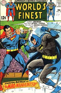 World's Finest Comics 182