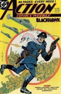 Action Comics Weekly 621
