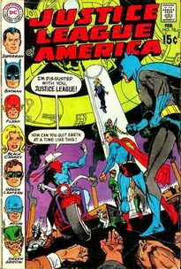 Justice League of America Vol 1 78