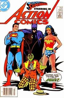 Action Comics Issue 565