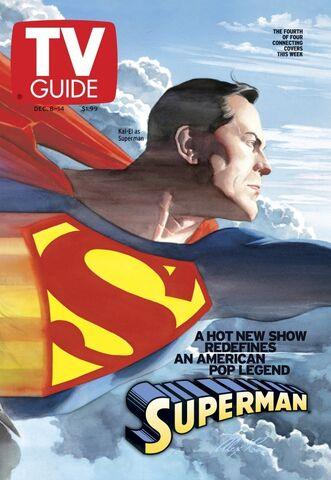 File:TvGuide Smallville-Ross cover Superman.jpg