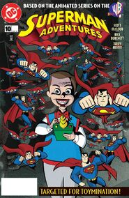 Superman Adventures 10