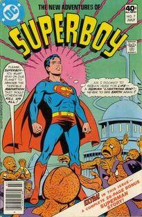 Superboy 1980 07