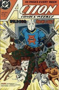 Action Comics Weekly 615