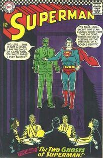 Superman Vol 1 186