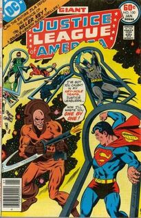 Justice League of America Vol 1 150