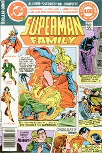 Superman Family 199