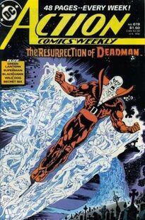 Action Comics Weekly 619