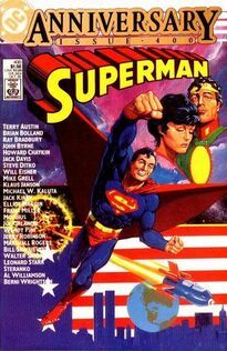 Superman Vol 1 400