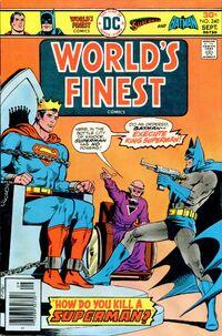 World's Finest Comics 240