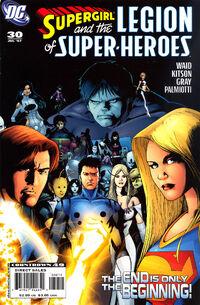 Supergirl Legion 30