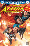 Action Comics 971 variant