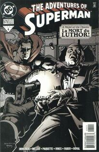 The Adventures of Superman 575