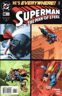 Superman Man of Steel 86
