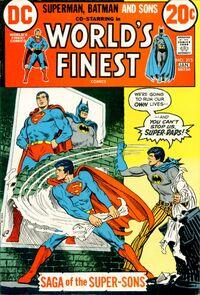 World's Finest Comics 215