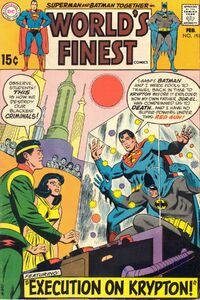 World's Finest Comics 191