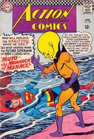 SupermanDeath-ActionComics338June1966