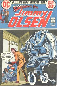 Supermans Pal Jimmy Olsen 152