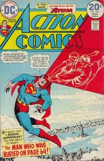 Action Comics Issue 433