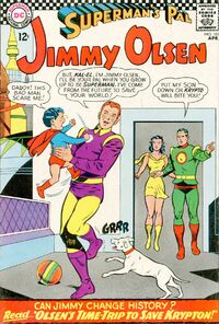 Supermans Pal Jimmy Olsen 101
