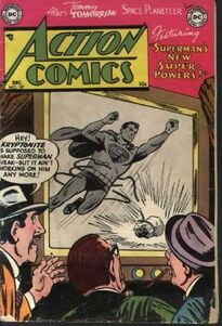 Action Comics Issue 187