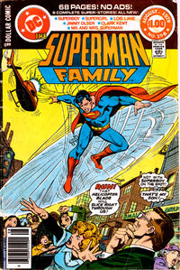 Superman Family 196