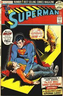 Superman Vol 1 253