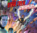 Star Trek/Legion of Superheroes