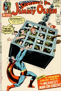 Supermans Pal Jimmy Olsen 148