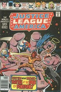 Justice League of America Vol 1 134