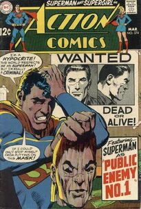 Action Comics Issue 374