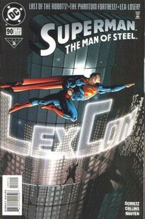 Superman Man of Steel 90