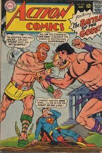 Action Comics Issue 353